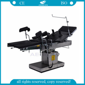 AG-Ot009 Economic Electric-Hydraulic Control System Hospital Operating Table pictures & photos