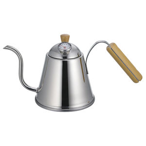 Stainless Steel Square Bottom Coffee Pot and Tea Pot pictures & photos