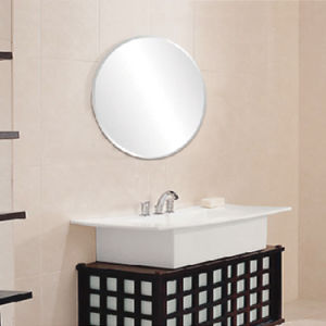 Decorative Mirror with Copper Free Sliver for Bathroom pictures & photos