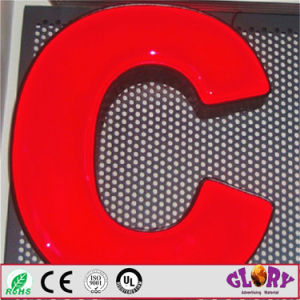 Factory Custom Sign Light Letters Illuminated Outdoor Light up Brand Store LED Sign pictures & photos