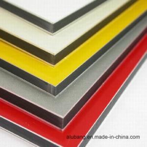 PVDF Aluminum/Aluminium Composite Panels/PVDF ACP (ALB-003) pictures & photos