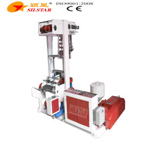 Gbce-150 Laboratory Use Plastic Film Blowing Machine pictures & photos