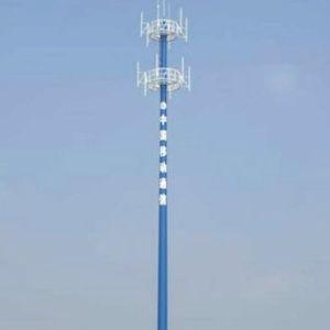 Galvanization Steel Tubular Pole Tower pictures & photos