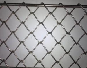 Woven Diamond Wire Mesh/ Chain Link Fabric Mesh pictures & photos