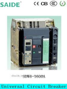 Sdw6 Intelligent Universal Circuit Breaker pictures & photos