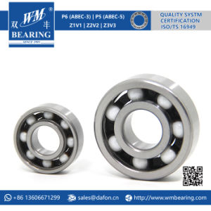 6301 High Temperature High Speed Hybrid Ceramic Ball Bearing pictures & photos