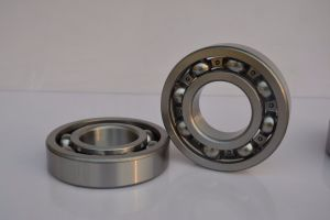 Single Row Deep Groove Ball Bearings (6206) pictures & photos