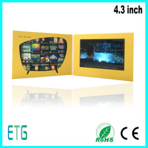 "4.3"" Inch HD/IPS Screen Video Business Player for Hot Sale pictures & photos"