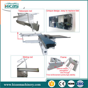 High Precision Sliding Table Panel Saw for Woodworking pictures & photos