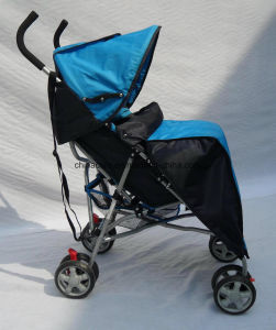 Simple Baby Buggy with Rain Coat (CA-BB262) pictures & photos
