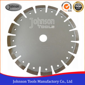 210mm Diamond Tuck Point Blade with Decoration Holes pictures & photos