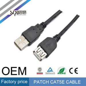 Sipu Best OEM Price Braid Shield Extension Micro USB Cable pictures & photos