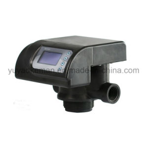4 Tons Automatic Household Water Filter Control Valve with LCD Display pictures & photos