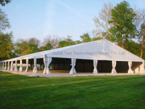 25m X 50m a Frame Big Party Event Exhibition Tent in Super Quality for Sale