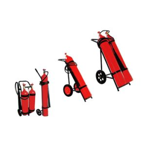 CO2 Wheeled Fire Extinguisher pictures & photos