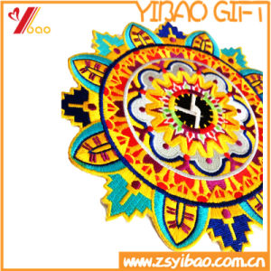 Promotion Custom Logo High Quality Embroider Patch of Woven Gift (YB-HR-86) pictures & photos