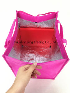 Picnic Tote Bag Organizer Cooler Bag (YYCB032) pictures & photos