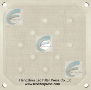 Leo Filter Press Chamber Membrane Filter Plate pictures & photos