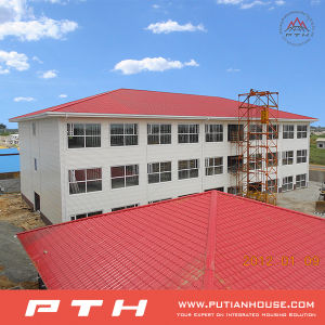Prefabricated Industrial Professional Designed Low Cost Steel Structure Warehouse pictures & photos
