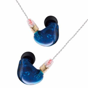 Hi-Fi Metal Earphone Earbuds in Ear Noise Isolation Headphones pictures & photos
