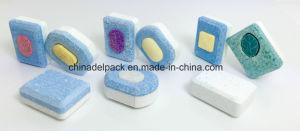 OEM&ODM Phosphate Free Dishwashing Detergent Tablets, Lemon Fragrance Dishwashing Detergent Tablets, Hot Dishwashing Detergent Tablet pictures & photos