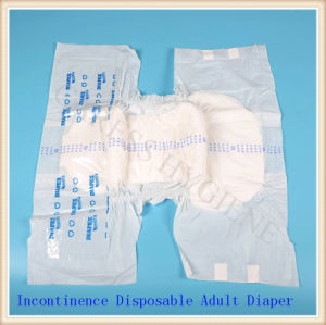 OEM China Disposable Incontinence Adult Diaper pictures & photos