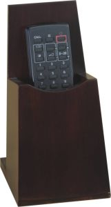 Wooden Products Mahogany Remote Holder pictures & photos