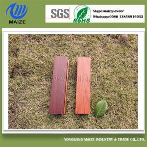 Wood Grain Powder Coating for Aluminum Profile pictures & photos
