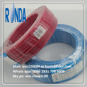 Cheap High Quality Copper Core Round Electrical Building Wire pictures & photos
