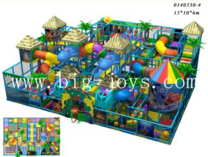 Indoor Playground Naughty Castle (BJ-IP101) pictures & photos