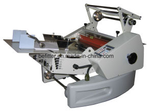 DH-360AF A3 automatic feeding roll laminator with film bursting pictures & photos
