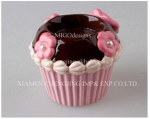 Manufacture Direct Cupcake Candle Holder pictures & photos