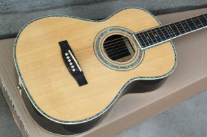 Hanhai Music / 41′′ Acoustic Guitar with Top Solid (00042) pictures & photos