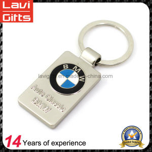 Custom BMW Logo Keychain with Custom Brand Key Ring pictures & photos