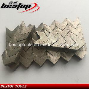 16# Soft Bond Diamond Segment for Metal Bond Plate pictures & photos