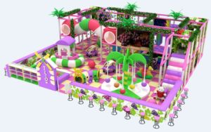 Colorful Childrensoft Indoorplayground Sets pictures & photos