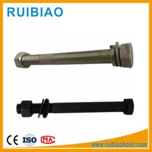 Construction Hoist Spare Parts Bolt (M24X230 M24X160 M16X80) pictures & photos