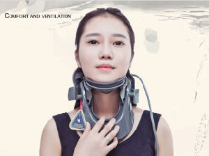 Bojin Air Pump Medical Neck Support pictures & photos