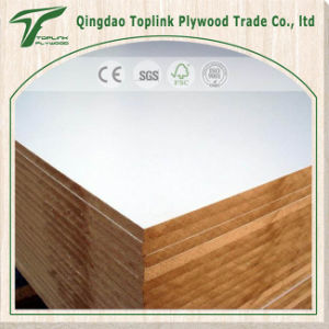 Raw/Plain MDF Board Melamine High Moisture Resistant MDF pictures & photos