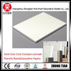 white color core phenolic compact laminate - Color Core Laminate