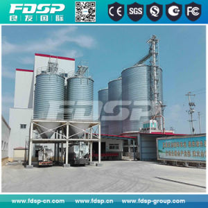 Zinc Coated Steel Silo for Maize Corn Storage pictures & photos