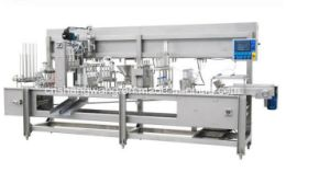 Ice Cream Machine Production Line with Cup pictures & photos