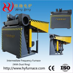 Steel Rod Casting Process Melting Furnace for Steel pictures & photos