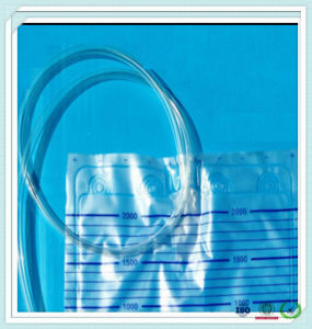 Disposable Medical Grade PVC Tube for Urinary Catheter pictures & photos