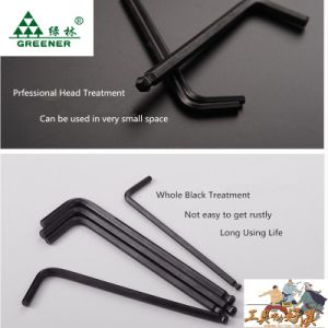 High Quality Hex Allen Wrench Set pictures & photos