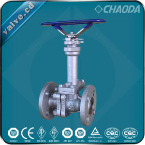 Manual Cryogenic Floating Ball Valve pictures & photos