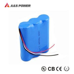 18650 Rechargeable 7500mAh Li-ion LiFePO4 Lithium Ion Battery pictures & photos