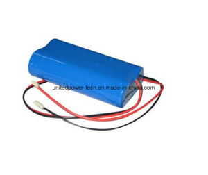 7.4V 18650 Li Ion Rechargeable LED Light Battery