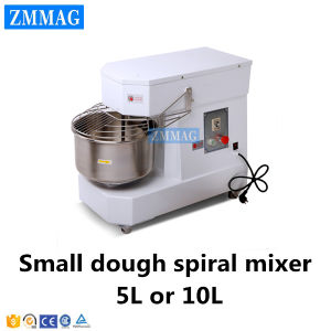 Stainless Steel 5liter Spiral Dough Ribbon Mixer Machine (ZMH-5LD) pictures & photos