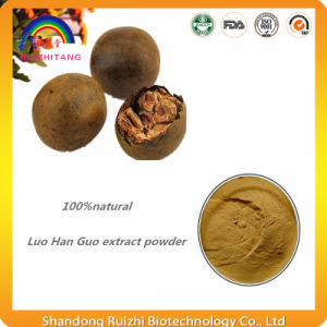 Monk Fruit Extract Powder with Mogroside pictures & photos